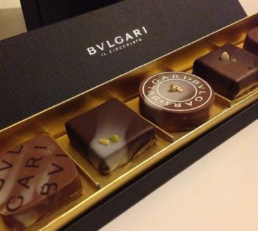 ブルガリの高級チョコレートを食べてみました。商品情報、店舗情報、購入方法まとめ
